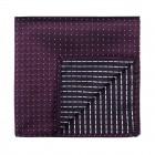 Wine Fine Polka Dot Pocket Square #AB-TPH1017/3