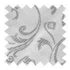 Silver Swirl Leaf Swatch #AB-SWA1000/10