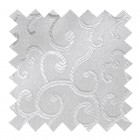 Silver Royal Swirl Swatch #AB-SWA1001/5