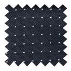Black Fine Polka Dot Swatch #AB-SWA1017/1
