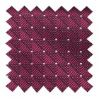Burgundy Fine Polka Dot Swatch #AB-SWA1017/4