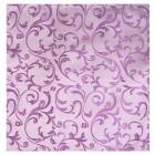 Lilac Swirl Leaf Wedding Pocket Square #AB-TPH1000/8