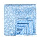 Sky Blue Ditsy Floral Pocket Square #AB-TPH1013/3